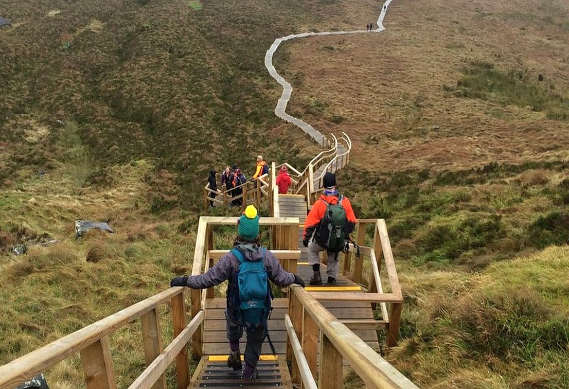 The Cuilcagh Way